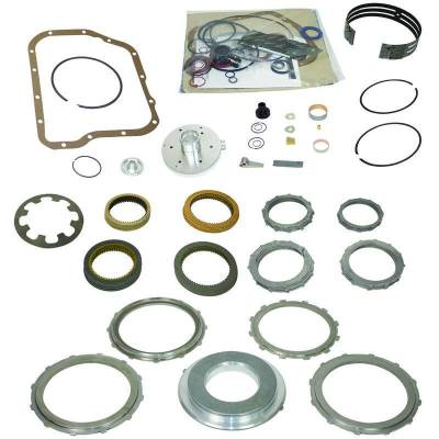 Transmission - Transmission Kits - BD Diesel - BD Diesel Built-It Trans Kit Dodge 1994-2002 47RH/RE Stage 4 Master Rebuild Kit 1062004
