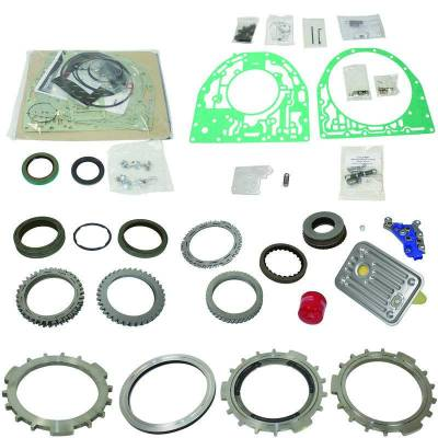 Transmission - Transmission Kits - BD Diesel - BD Diesel Built-It Trans Kit Chevy 2000-2004 LB7 Allison Stage 4 Master Rebuild Kit 1062204