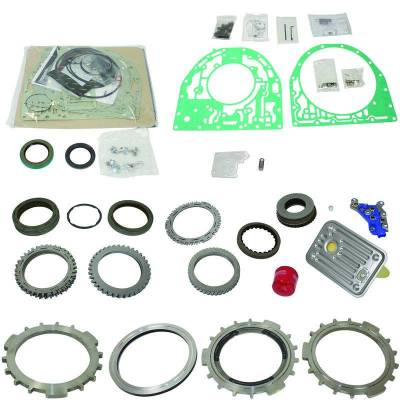 Transmission - Transmission Kits - BD Diesel - BD Diesel Built-It Trans Kit Chevy 2004-2006 LLY Allison Stage 4 Master Rebuild Kit 1062214