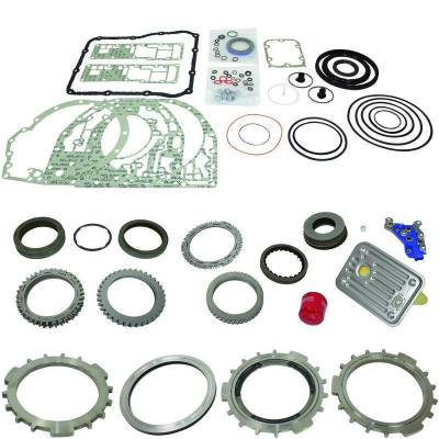 BD Diesel - BD Diesel Built-It Trans Kit Chevy 2006-2007 LBZ 6spd Allison Stage 4 Master Rebuild Kit 1062224