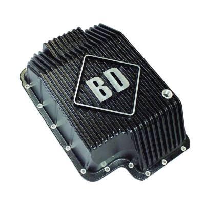Transmission - Transmission Pan - BD Diesel - BD Diesel Deep Sump Trans Pan - 1989-2010 Ford E4OD/4R100/5R110 1061716