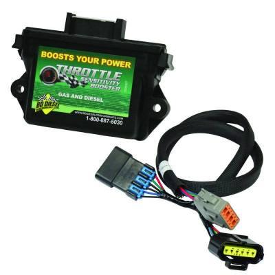 Tuners & Programmers - Accessories - BD Diesel - BD Diesel Throttle Sensitivity Booster - 2005-2006 Dodge 1057731