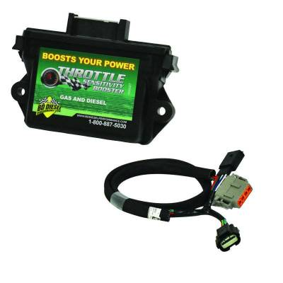 Tuners & Programmers - Tuners / Programmers - BD Diesel - BD Diesel Throttle Sensitivity Booster - 2007-2017 Dodge/2011-2017 Ford1057732
