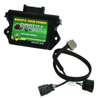 Tuners & Programmers - Tuners / Programmers - BD Diesel - BD Diesel Throttle Sensitivity Booster - 2005-2010 Ford 1057734