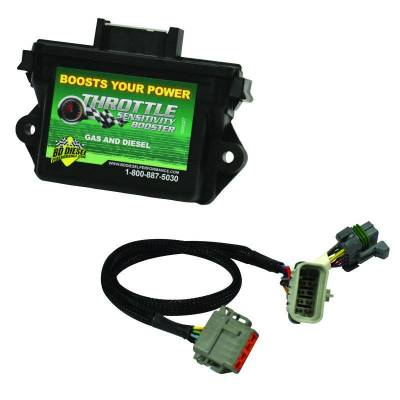 Tuners & Programmers - Accessories - BD Diesel - BD Diesel Throttle Sensitivity Booster - 2001-2005 Chevy/GMC 1057735