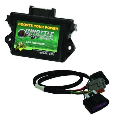 Tuners & Programmers - Accessories - BD Diesel - BD Diesel Throttle Sensitivity Booster - 2008-2017 Chevy/GMC 1057737
