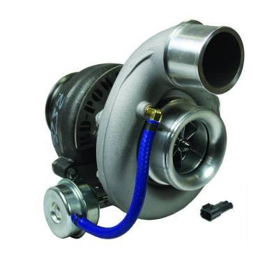 BD Diesel - BD Diesel Super B 600 Turbo Kit - Dodge 2003-2007 5.9L Cummins - S366/80 T3 0.80AR 1045132