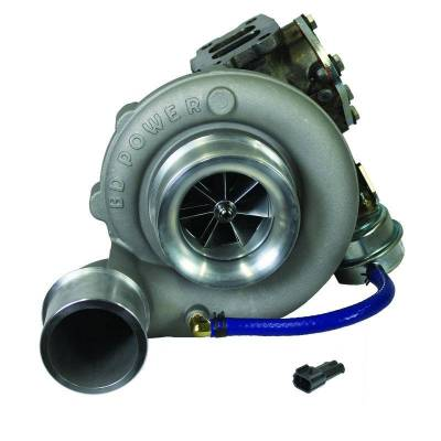 BD Diesel - BD Diesel Super B 650 Turbo Kit - Dodge 2003-2007 5.9L Cummins - S367/80 T3 0.80AR 1045133