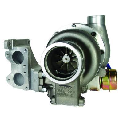 "Turbos & Twin Turbo Kits - Single ""Drop In"" Turbos - BD Diesel - BD Diesel Super Max Turbo Kit - 2001-2004 Chev Duramax LB7 1046200"