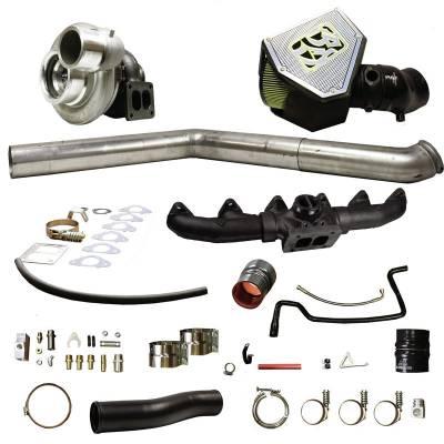 Shop by Category - Turbos & Twin Turbo Kits - BD Diesel - BD Diesel Turbo Kit, S471 0.90 A/R - Dodge 2010-2012 6.7L 1045745