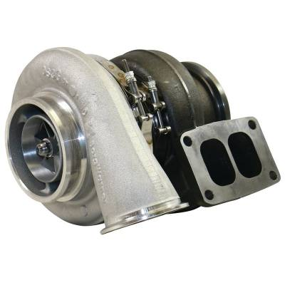 """Turbos & Twin Turbo Kits - Single """"Universal"""" Turbos - BD Diesel - BD Diesel Turbocharger S400 T6 - ISX Upgrade for PDI Exhaust Manifold 171700"""