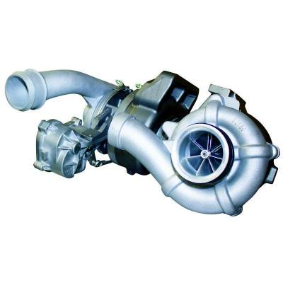 Turbos & Twin Turbo Kits - Compound Turbos - BD Diesel - BD Diesel Twin Turbo System - Ford 6.4L 2008-2010 w/o Air Intake Kit 1047081