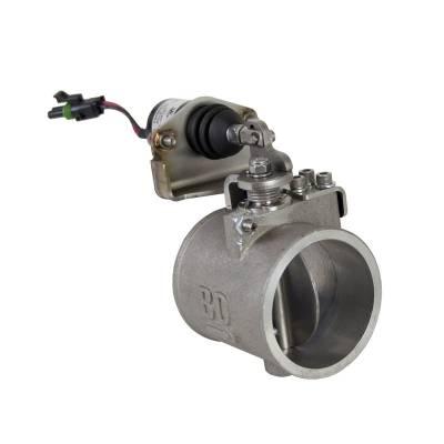 Turbos & Twin Turbo Kits - Turbo Accessories - BD Diesel - BD Diesel Positive Air Shutdown - Generic 4.0in 1036733