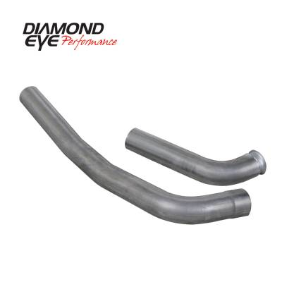 Exhaust Systems / Manifolds - Down Pipes - Diamond Eye Performance - Diamond Eye Performance 2003-2007 FORD 6.0L POWERSTROKE F250/F350 (ALL CAB AND BED LENGTHS)-PERFORMANCE 125050