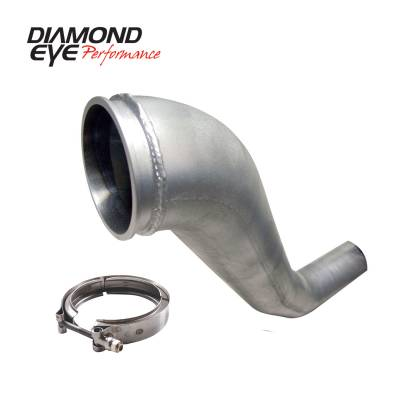 Exhaust Systems / Manifolds - Down Pipes - Diamond Eye Performance - Diamond Eye Performance 1994-2002 DODGE 5.9L CUMMINS 2500/3500 (ALL CAB AND BED LENGTHS)-PERFORMANCE DIE 221043