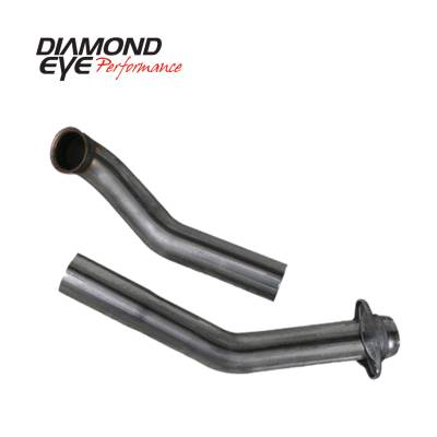 Turbos & Twin Turbo Kits - Turbo Piping - Diamond Eye Performance - Diamond Eye Performance 1994-1997.5 FORD 7.3L POWERSTROKE F250/F350 (ALL CAB AND BED LENGTHS)-PERFORMANC 162004