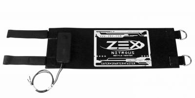 Water Methanol & Nitrous - Nitrous - ZEX - ZEX Nitrous Bottle Heater, Zex 82006