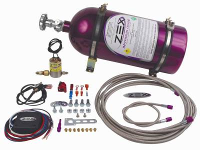Water Methanol & Nitrous - Nitrous - ZEX - ZEX Nitrous System, Zex Diesel 82028