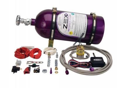 Water Methanol & Nitrous - Nitrous - ZEX - ZEX Nitrous System, Zex Pro Street  Diesel 82079