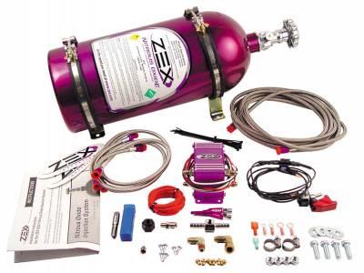 Water Methanol & Nitrous - Nitrous - ZEX - ZEX Nitrous System, Zex Truck 82047