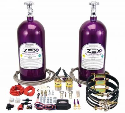 Water Methanol & Nitrous - Nitrous - ZEX - ZEX Nitrous System, Zex Race Diese L 82044