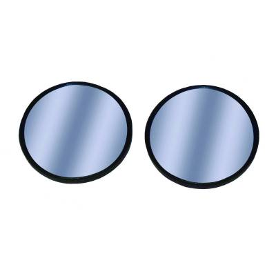 "Cipa USA - Cipa USA Blue Tinted HotSpot Mirrors - 2"" Convex mirror with stick-on mounting 49111"