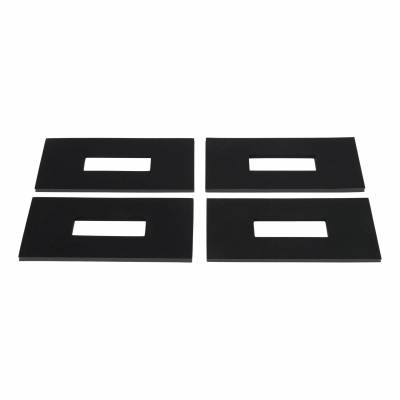 Curt Manufacturing - Curt Manufacturing 5th Wheel Rail Sound Dampening Pads 16901