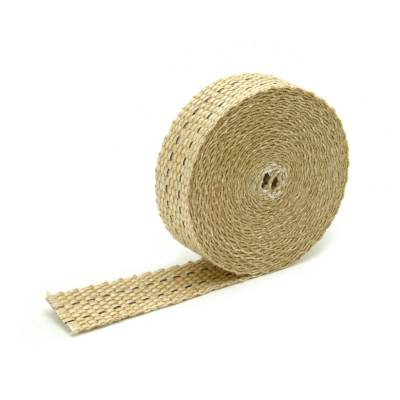 "Design Engineering - Design Engineering Exhaust Wrap - 1"" x 15ft - Tan 010105"