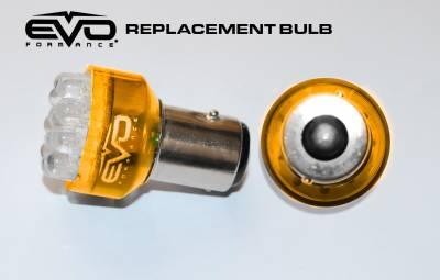 Cipa USA - Cipa USA EVO Formance LED Replacement Bulb - Amber- 1156 93222