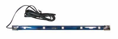 Cipa USA - Cipa USA Blue LED Ultrabrights Light Strip - 180 degree illumination with no hot spots 93283