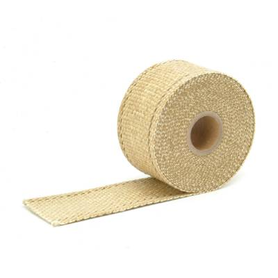 "Design Engineering - Design Engineering Exhaust Wrap - 2"" x 15ft - Tan 010106"