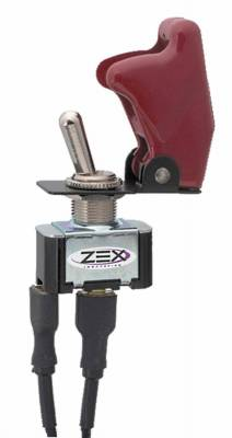 ZEX - ZEX Switch, Zex Nitrous With Cover 82002