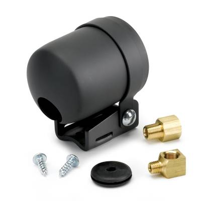 Gauges & Pods - Gauge Accessories - Auto Meter - Auto Meter Gauge Mount; 2 1/16in.; Pedestal w/Black Cup 2204