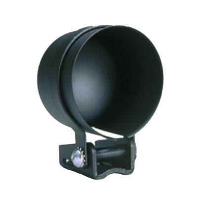 Gauges & Pods - Gauge Accessories - Auto Meter - Auto Meter Gauge Mount; 2 5/8in.; Pedestal w/Black Cup; For Elec. Gauge 3202