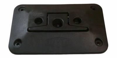 Cipa USA - Cipa USA Dock Cleat - Provides the convenience of a dock cleat without the stubbed toes 02100
