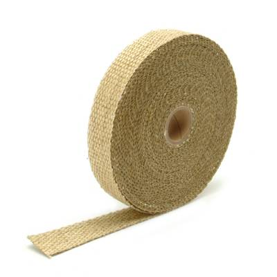 "Design Engineering - Design Engineering Exhaust Wrap - 1"" x 50ft - Tan 010101"