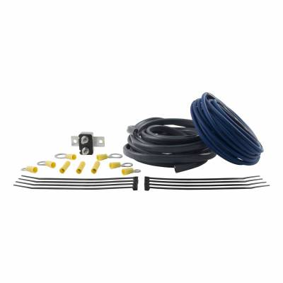 Curt Manufacturing - Curt Manufacturing Brake Control Wiring Kit 51500