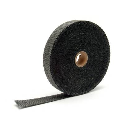 "Design Engineering - Design Engineering Exhaust Wrap - 1"" x 50ft - Black 010107"