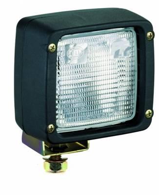 Lighting - Off Road Lighting / Light Bars - Hella - Hella Ultra Beam Halogen Work Lamp (CR) H15506027