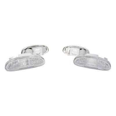 Exterior Accessories - Steps / Running Boards - Westin - Westin STEP BOARD LIGHT LENS 27-9904