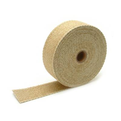 "Design Engineering - Design Engineering Exhaust Wrap - 2"" x 50ft - Tan 010102"