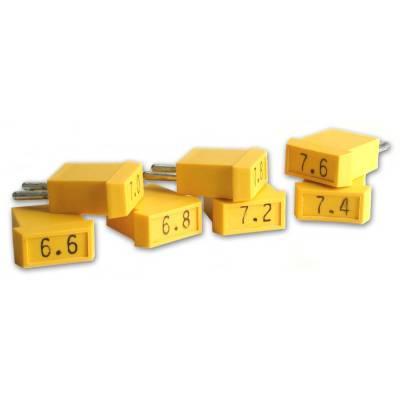 Auto Meter - Auto Meter RPM Chip Kit; 6.6k RPM; for Pro Shift; incl. 6.6k; 6.8k; 7.0k; 7.2k;/7.4k 5367 - Image 2