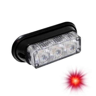 Lighting - Off Road Lighting / Light Bars - Oracle Lighting - Oracle Lighting ORACLE 3 LED Undercover Strobe Light - Red 3401-003
