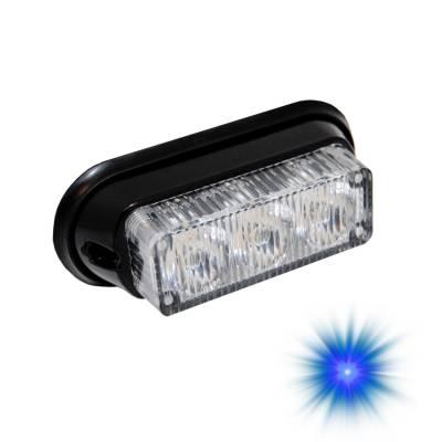 Lighting - Off Road Lighting / Light Bars - Oracle Lighting - Oracle Lighting ORACLE 3 LED Undercover Strobe Light - Blue 3401-002