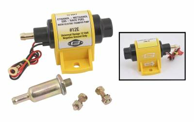 Lift Pumps & Fuel Systems - Fuel System Electronics - Mr Gasket - Mr Gasket FUEL PUMP; ELECT E85 ALCOHOL 12E