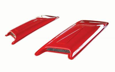 Exterior Accessories - Hoods / Tail Gates - Westin - Westin HOOD SCOOP 72-13011