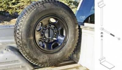 Wheels / Tires - Accessories - Titan Fuel Tanks - Titan Fuel Tanks Optional Equipment 9901330000