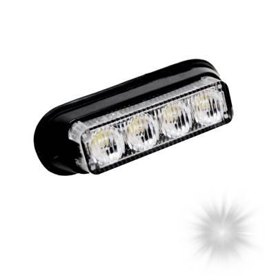 Lighting - Off Road Lighting / Light Bars - Oracle Lighting - Oracle Lighting ORACLE Dual 4 LED Undercover Strobe Light - White 3403-001