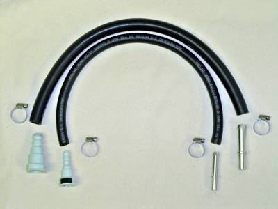 Titan Fuel Tanks - Titan Fuel Tanks Ford Fuel Line Extension Kit 29902