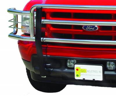 Go Industries - Go Industries Big Tex Headlight Guard 77141